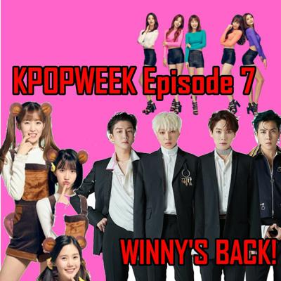 Cover art for KPOPWEEK Episode 7
