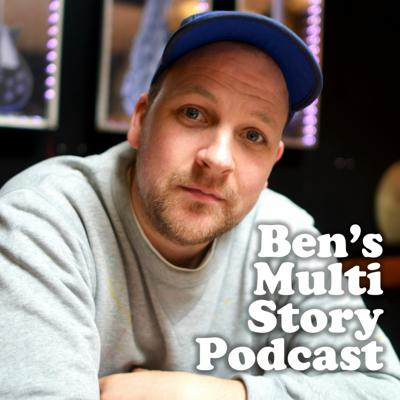 Cover art for Ben's Multi Story Podcast featuring Polarbear