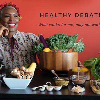 Cover art for Healthy Debates Episode 1