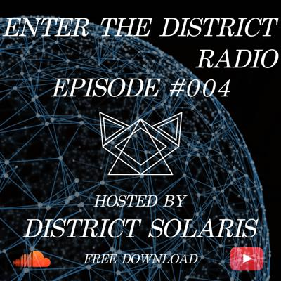 Cover art for District Solaris Present