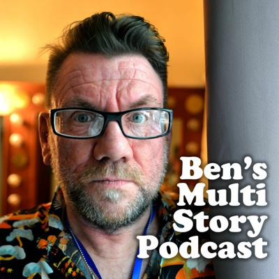Ben's Multi Story Podcast featuring Philip Bond