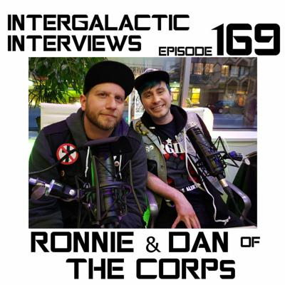 Cover art for Episode 169 - The Corps (Ronnie X Danny)