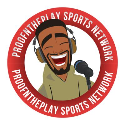 Cover art for proofntheplay sport network podcast #3