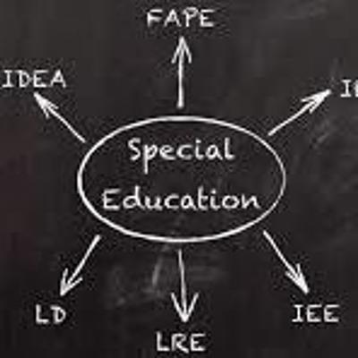 Cover art for Special Education, House Bill H. 897