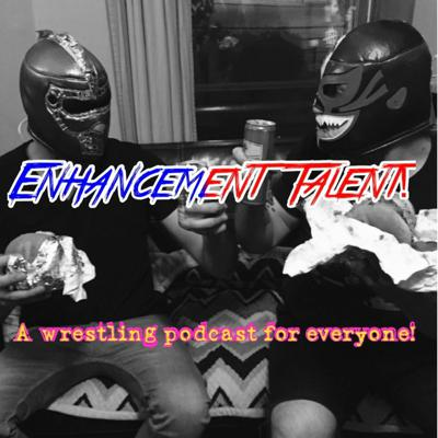 Cover art for S2E5 We watched Heroes of Wrestling. We're official.