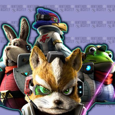 Cover art for How Retro Studios Could Be Making A Starfox Racing Game (Nintendo Nightly 5:15:18)