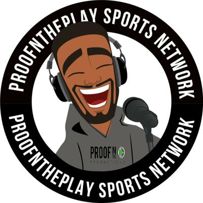 Cover art for proofntheplay sports network podcast with guest Fred Brown Jr.