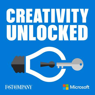 Cover art for Introducing: Creativity Unlocked