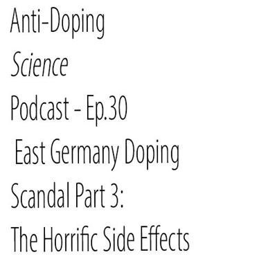 Anti-Doping Science Podcast