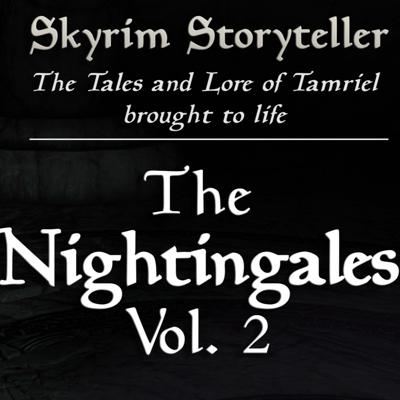 Cover art for The Nightingales Vol. 2 (ft. Emily Reese)