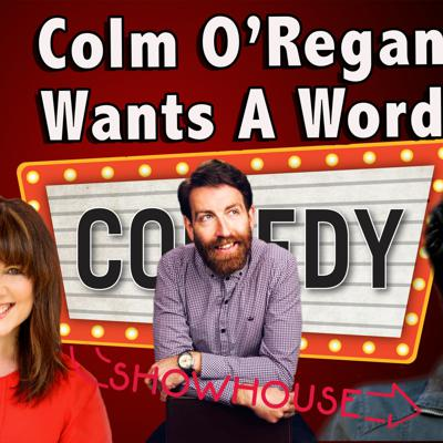 Cover art for Colm O'Regan Wants A Word: Travel