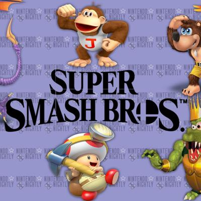 Cover art for Super Smash Bros. Roster Predictions for e3 and Beyond (Nintendo Nightly e3 Special)