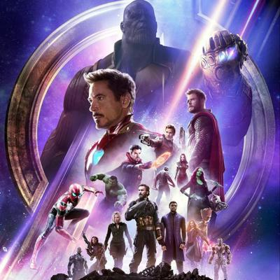 Cover art for Threadcast Special EP 4 - The Avengers: Infinity War