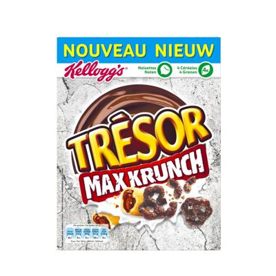 Cover art for CEREAL PODCAST Ep 3. Trésor Max Crunch (German transportation, murderers?, failed orthodontia)