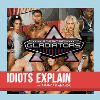Cover art for Ep#14 American Gladiators