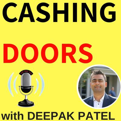 Cover art for Ep#3:What is the Main Difference Between a Stock Vs. Real Estate? CashingDoors