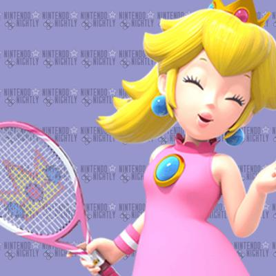 Cover art for Mario Tennis Aces Review (Nintendo Nightly 7/2/18)