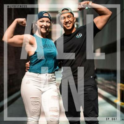 Cover art for Building a Brand w. LVD Fitness // EP007