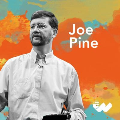 Cover art for S1 E1: Joe Pine - What's Next in Customer Experience
