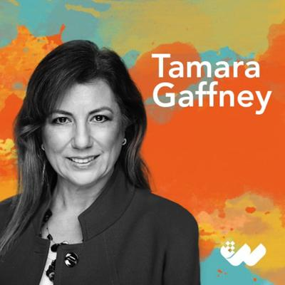 Cover art for S1 E5: Tamara Gaffney - How Adobe is Shaping Customer Experience