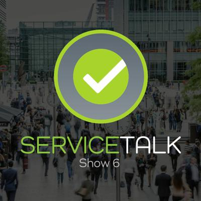 Show 6 - ServiceTick and Davies, with special guest Dan Saulter, CEO of the Davies Group
