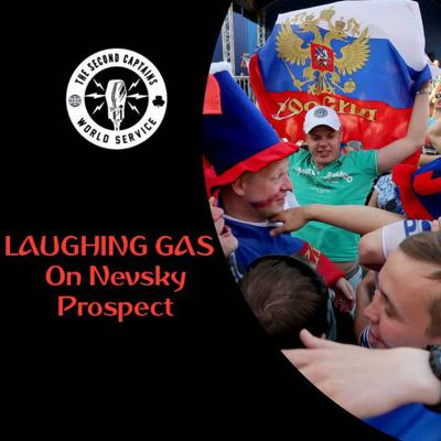 Cover art for Laughing Gas on Nevsky Prospect