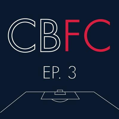 Cover art for CBFC Podcast #3 with special guest John Trask
