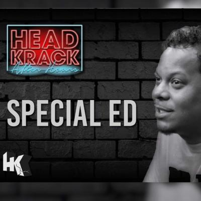 Cover art for Headkrack After Hours: Special Ed, the Unsung Magnificent