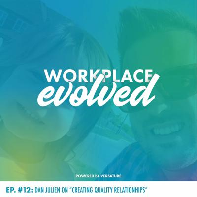 Cover art for Episode 12 with Dan Julien, Managing Director of Private Services @ NewFound Recruiting