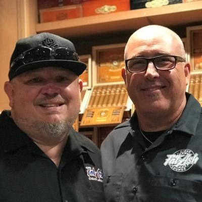 Cover art for Ep 20: FatAsh Cigar Lounge co-owners Dwight & Tom