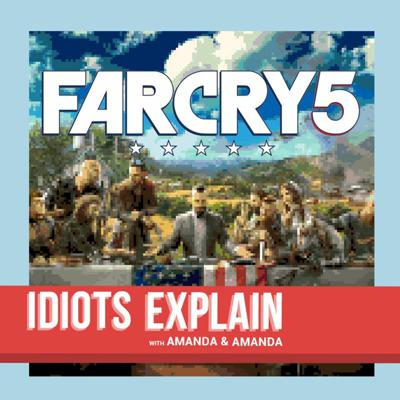 Cover art for Ep #16 Far Cry 5