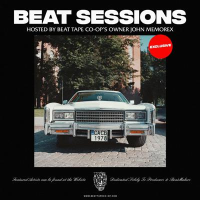 Cover art for Beat Sessions - Episode 21 with John Memorex