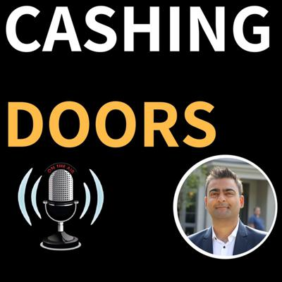 Cover art for Ep#8: Why To Look At Investment As Business Vs. Passive Investments? CashingDoors Podcast Episode#8