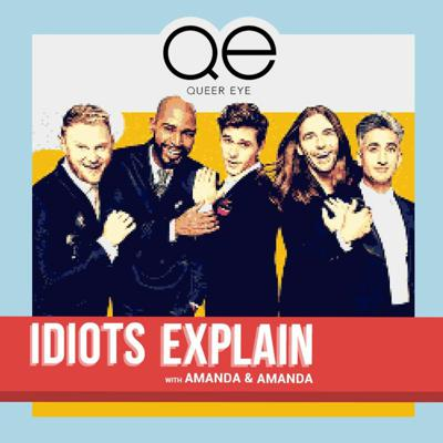 Cover art for Ep#15 Queer Eye