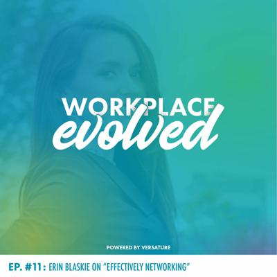 Cover art for Episode 11 with Erin Blaskie, Director of Marketing @ L-Spark