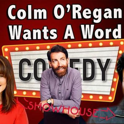 Cover art for Colm O'Regan Wants A Word: Property
