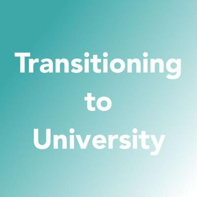 Cover art for #1 – Transitioning to University: w/ Robert Verta
