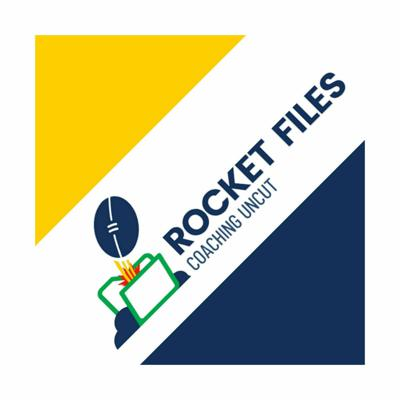 Cover art for Rocket Files EP 22