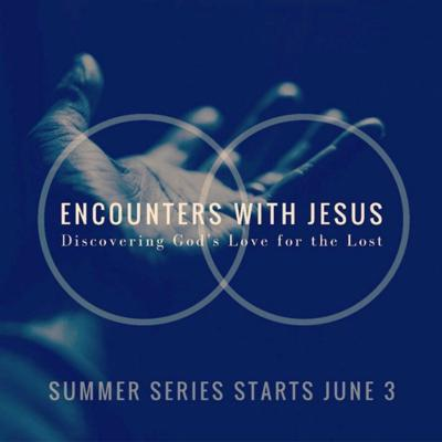 Encounters With Jesus: Jesus And The Paralytic