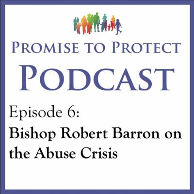 Cover art for Bishop Robert Barron on the Abuse Crisis (Recorded May 2018)