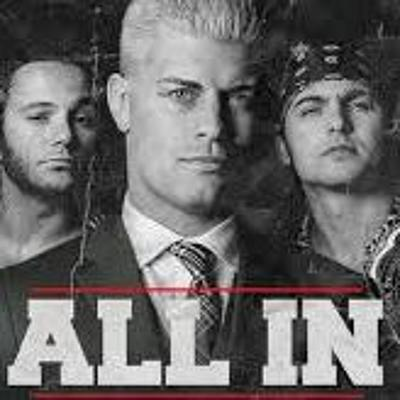 Cover art for ALLIN Preview, PWI Top 10 Fails, Why win-loss records dont matter