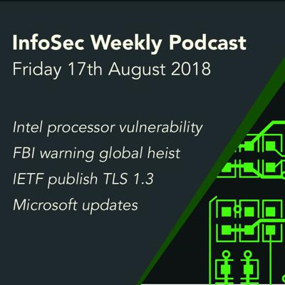 InfoSec Weekly Podcast