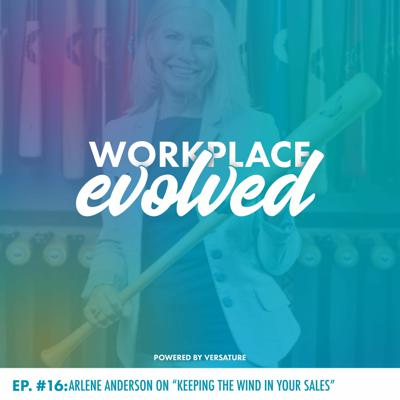 Cover art for Episode 16 with Arlene Anderson, CEO @ SAMBAT