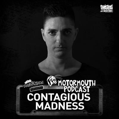 Cover art for MOUTHCAST060 - CONTAGIOUS MADNESS