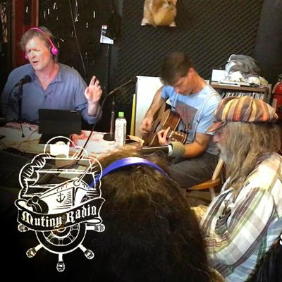 Cover art for Live on Mutiny Radio w/ Diamond Dave, Kip, and Evan - 8/4/17