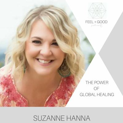 Cover art for Suzanne Hanna with the Power of Global Healing