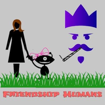 Cover art for Friendship Humans: Peeved Humans