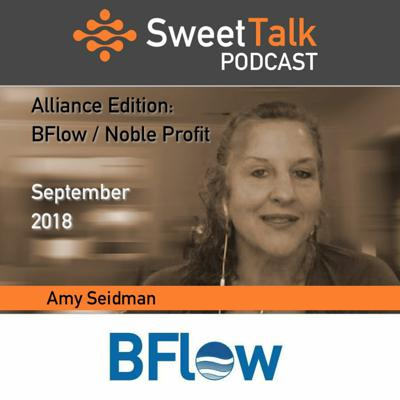 Cover art for SweetTalk - BFlow - Podcast - Sep2018