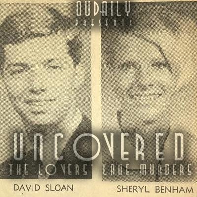 Cover art for 1. Discovered - The Lovers' Lane Murders