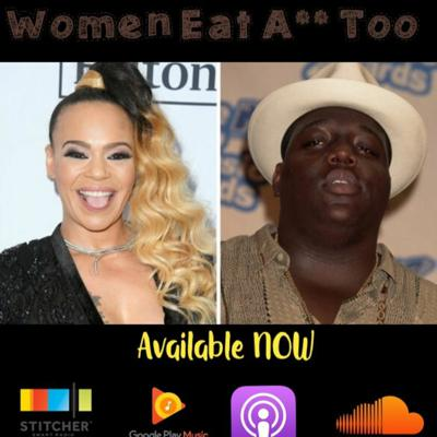 Cover art for Women Eat A** Too